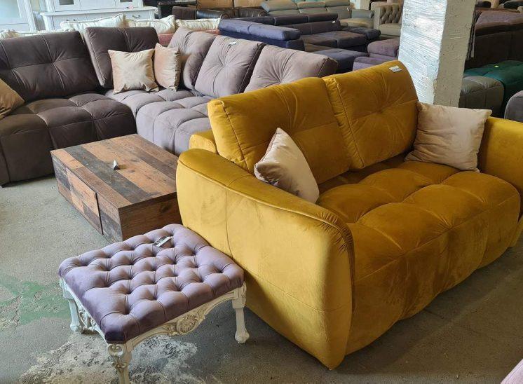 Moduline sofa